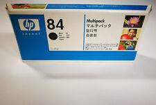 HP 84 hp84 - 3x 69 ML. Black/c9430a en OVP-MHD 2009 nuevo