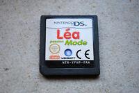 Jeu LEA PASSION MODE (cartouche seule) pour Nintendo DS