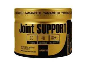 Yamamoto Nutrition Joint Support Improve Joint Health & Mobility 60 Tablets