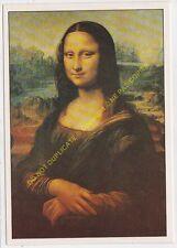 CP Postcard LEONARD DE VINCI La Joconde