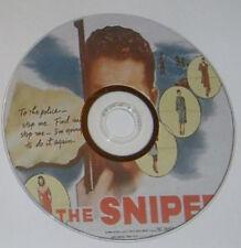 FILM NOIR 026: THE SNIPER 1952 Edward Dmytryk, Adolphe Menjou, Arthur Franz