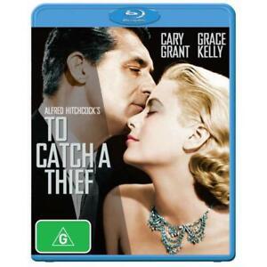 To Catch a Thief Blu-Ray **Region B**