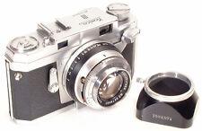 Leica COPY: Konica III mit Hexanon 2/48mm Konishiroku ! RARE & FAST wie NEU !!!