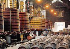 BR30028 Le Cognac dans des grands foudres de chene sont assembkes en de saants m