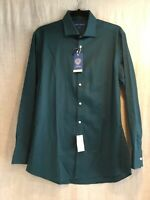 NWT Vince Camuto Men's Slim-Fit Stretch Long Sleeve Dress Shirt, Size 15.5 32/33