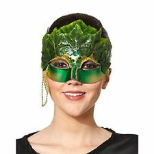 Beautiful Forest Nymph Eye Mask Costume Accessory