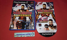 MAGE GRIFFIN BOUNTY HUNTER PS2 PLAYSTATION 2 SONY PAL COMPLET -
