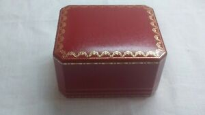 Vintage Must CARTIER Case Box CO 1001 for watch / bracelet