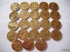 Promotion. Poland 2 ZL Complete Set 23 Coins 2007 NG