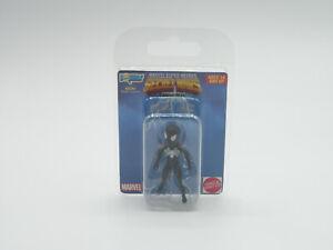 "Marvel Super Heroes Secret Wars Black Spiderman 2"" Micro Figure New Free Ship"