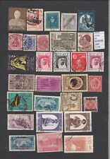 STAMPS LOT WORLDWIDE  USED (L34234)