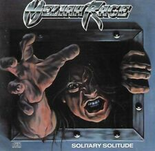 Solitary Solitude by Meliah Rage (CD, 1990, Epic) Out Of Print! Free Shipping!