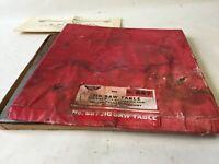 Vintage Millers-Falls #887 Jigsaw Table