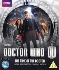 Doctor Who The Time of The Doctor and Other Eleventh Doctor ... 5051561002656