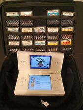 Nintendo ds lite & games bundle