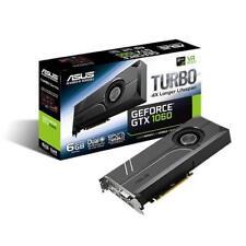 ASUS TURBO-GTX1060-6G GeForce GTX 1060 6 GB GDDR5 192 bit 7680 x 4320 pixels ...