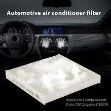 For HONDA ACCORD CABIN AIR FILTER Acura Civic CRV Odyssey C35519 HIGH QUALITY