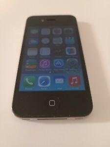 Apple iPhone 4 16gb Black A1332 (Unlocked) - Tested