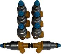 87-95 Ford F150 F250 F350 5.0L 5.8L OEM Genuine 4-Hole Bosch Fuel Injectors