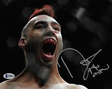 Dan Hardy Signed 8x10 Photo BAS Beckett COA UFC Picture Autograph 111 105 146 89