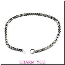 AUTHENTIC TROLLBEADS 15221  8.3 inch Bracelet Sterling Silver