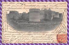 Carte postale - Château de HAM