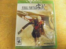 Final Fantasy Type-0 HD Xbox One NEW