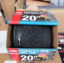 "2 x BRAND NEW Bell Freestyle BMX Bike Tyre - Size 20"" x 1.75 - 2.25 Inch (PAIR)"