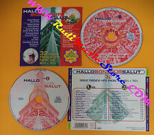 CD Compilation Hallo Bonjour Salut 32 Great French Hits From The 60's+70's(C26)