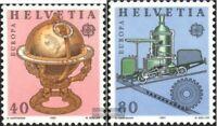 Schweiz 1249-1250 (kompl.Ausg.) gestempelt 1983 Europa
