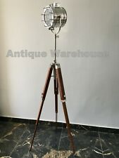 Vintage Nautical Design Modern Floor Lamp Marine Studio Spot Light Home Decor
