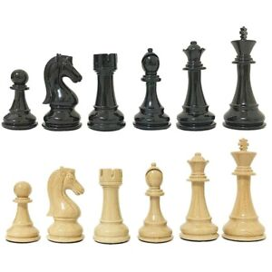 Plastic Imitation Wooden Chess Pieces Plating Process Metal Aggravation Chessman