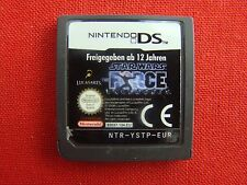 Nintendo DS Game Star Wars the Force Unleashed Ntr-Ystp-Eur - only Module