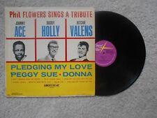 Phil Flowers R&R LP(Guest Star G 1457) Phil Flowers Sings A Tribute MONO