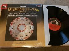 OFFENBACH THE TALES OF HOFFMANN HIGHLIGHTS ANDRE CLUYTENS   LP