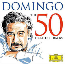 Placido Domingo : Domingo: The 50 Greatest Tracks CD 2 discs (2015) ***NEW***