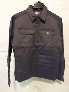 Louis Garneau Venture Shirt Men's Small Jeans Retail $89.99