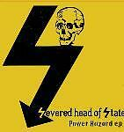 Severed Head of State Power Hazard CD