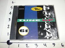 CD: Album Network Tune Up #61 - Fixx / Daniel Ash / Megadeth / BLOC + 1991 Promo