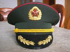07's series China Pla Army General Full Dress Cap,Hat