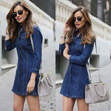 Mini Regular Collar Zara Dresses for Women