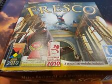 Fresco Board Game by: Queen Games