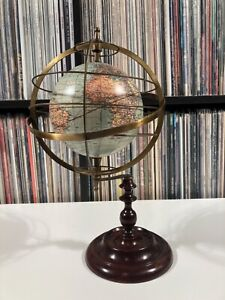 Antique Globe -Armillary sphere- Weber Costello 1921