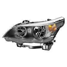 FARO Compatibilità: BMW 5 (E60)' 03 - > DESTRA | Alogena H7 | HELLA 1LF 008 673-101