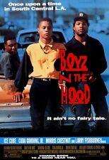 Boyz N The Hood Movie Poster #01 24x36