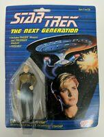 Star Trek The Next Generation Lt. Tasha Yar Action Figure Galoob 1988 TNG NIP!