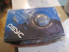 SONY Walkman NW-E105 - Digital Player - Flash 512 MB - WMA, MP3