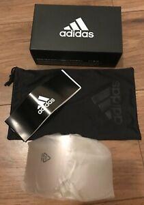 Adidas Backland Clear Goggle Lens and Goggle Bag