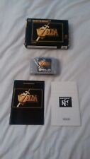 N64 The Legend Of Zelda Ocarina Of Time (with box & manual) PAL