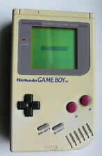 Original Nintendo Game Boy Spielkonsole Gameboy Classic Grau 1989 DMG-01